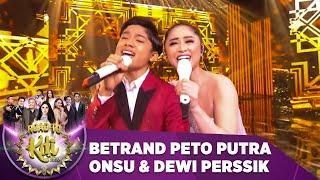 Download lagu PALING DITUNGGU! Duet Betrand Peto Putra Onsu bareng Dewi Perssik [TATU] - Road To KDI 2020 (20/7)