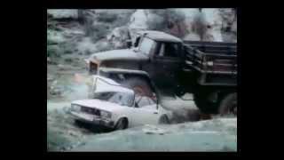 Чтобы выжить (1993) - car chase scene #2