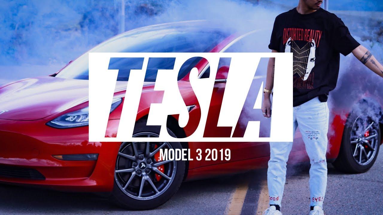 Tesla Model 3 Base Gets a Brake Caliper Make-Over!