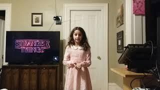 Stranger Things season 1 recap rap by (Millie bobby brown)