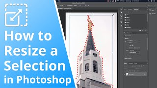 How to Resize a Sele¢tion in Photoshop CC 2020