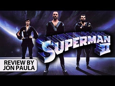 Superman II -- Movie Review #JPMN