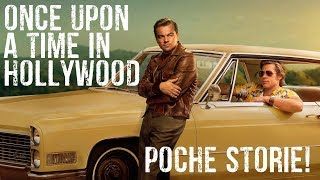 ONCE UPON A TIME IN HOLLYWOOD  L'ho visto!