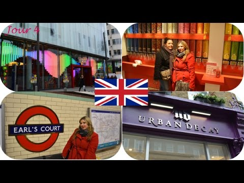 Vlog à Londres Jour 4 : Shopping ! (M&M's World, Boots, Urban Decay, Victoria's Secret, Primark...)