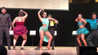 19th Annual MCPS Latin Dance Competiton- Salsa Division- Gaithersburg 1st place