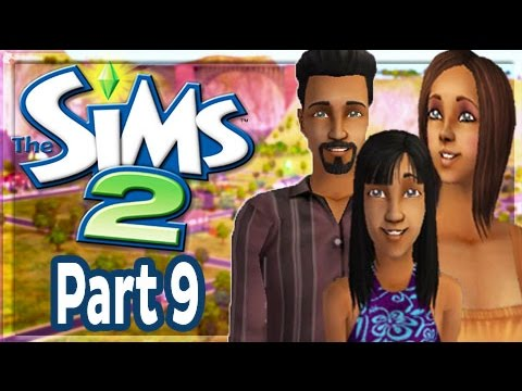 Let's Play: The Sims 2 - (Part 9) - Kaylynn x2