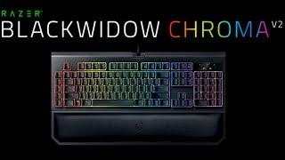 Lightning Review - Razer Blackwidow Chroma V2