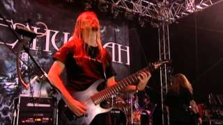 Meshuggah Live at Download Festival UK 2005