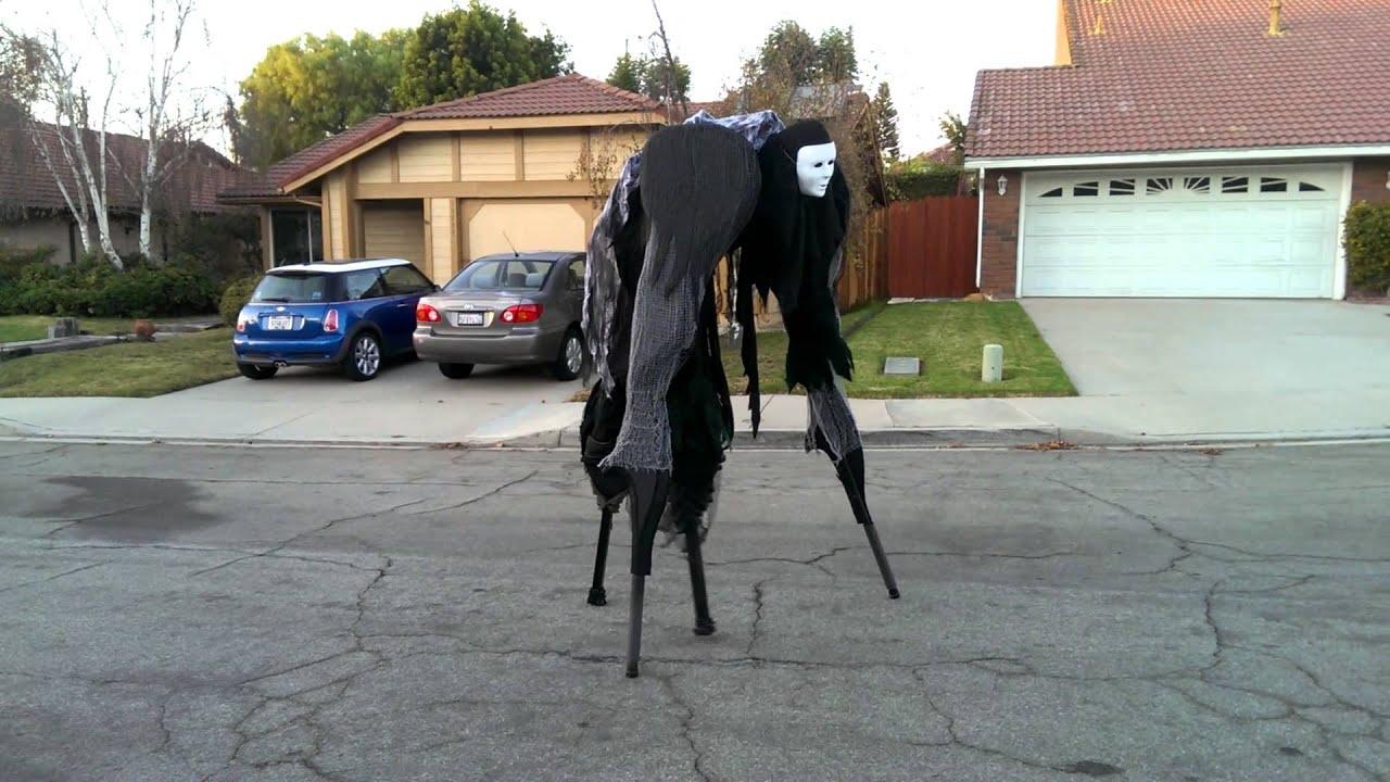 4 Legged Stilt Halloween Costume All About Costumes