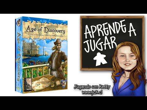 En Nombre De La Corona Age Of Discovery Juego De Mesa Boardgame