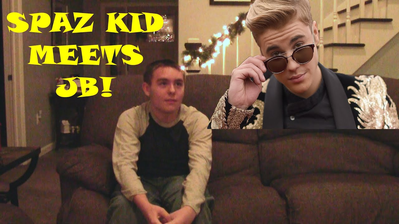 Funny Hypnosis | Spaz Kid Meets Justin Bieber and Gets Aggressive!