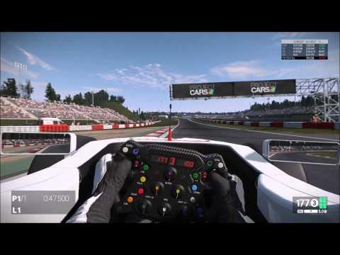 Project CARS - Formula A @ Nurburgring GP ...