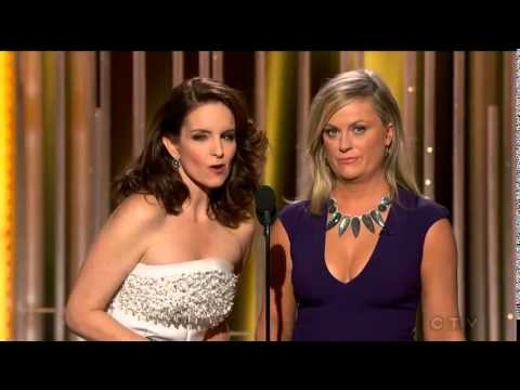 Thumbnail: 2015 Golden Globes Funny Host Tina Fey and Amy Poehler