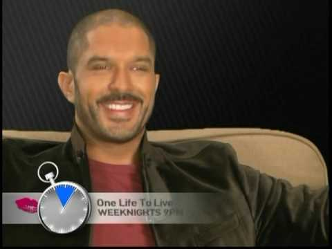 15 Seconds with Terrell Tilford, OLTL