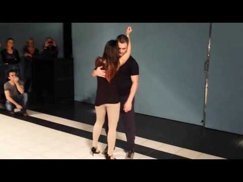 Freedom - Fornacette (Pisa) 10 Gennaio 2014 - Stage Bachata Magic Dance