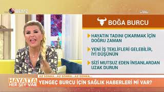 Nuray Sayarı'dan haftalık BOĞA burcu yorumu (5 Kasım - 11 Kasım 2018 )