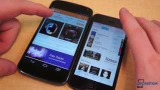 iOS 7 vs Android 4.3 Jelly Bean | Pocketnow