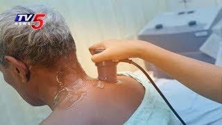 Treatment For Cervical Spondylosis | Sri Visista Ayurveda Hospital | Health File | TV5 News
