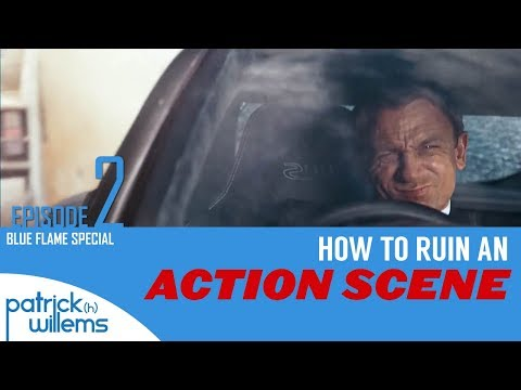 Even James Bond Can Mess Up an Action Scene: A Lesson in Film