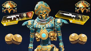 Daddy Revenant Brings ALL THE GOLD to the Yard in Apex Legends
