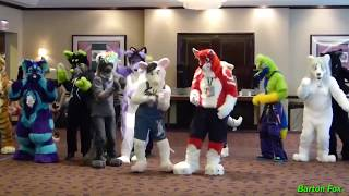 Shooting up a furry convention