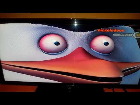 Penguine the Madagascar scary in my TV????