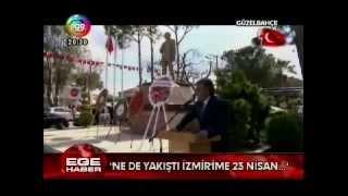 İzmir'de İlçe belediyelerin düzenlediği 23 Nisan etkinlikleri, tam not aldı