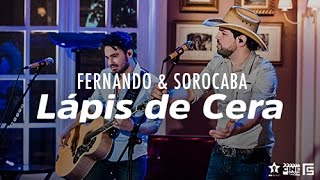 Fernando e Sorocaba - Lápis de Cera