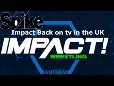 Breaking News TNA Impact Back on TV In the UK With Spike TV