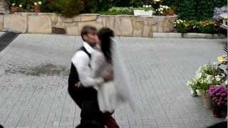 Свадебный танец бачата. Sweet Wedding. Запорожье.