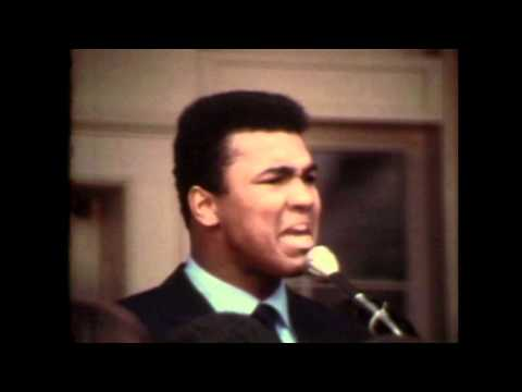 "The Trials of Muhammad Ali: ""Do This For A Living"""