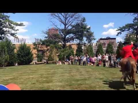 Battle of Brooklyn! Commemoration Greenwood Cemetery