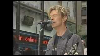 DAVID BOWIE - NEW KILLER STAR - LIVE NY 2003