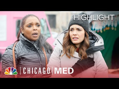 Watch Out! - Chicago Med (Episode Highlight)