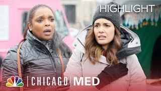 Season 4, Episode 15: Watch Out! - Chicago Med (Sneak Peek)
