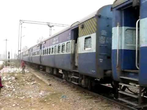 Uttar Pradesh Sampark Kranti Express