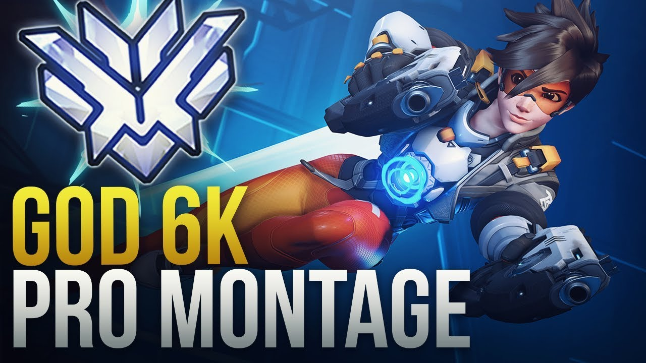 WHEN PROS MAKE GOD 6KS (HEXAKILLS) - Overwatch Montage thumbnail