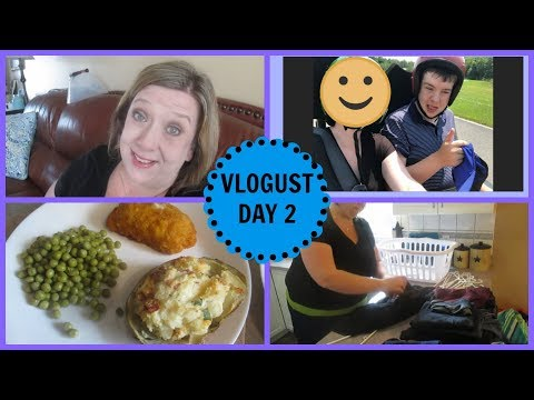 Sticking To The Basics - Vlogust Day 2