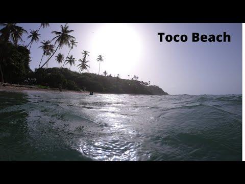 Toco Beach, Trinidad