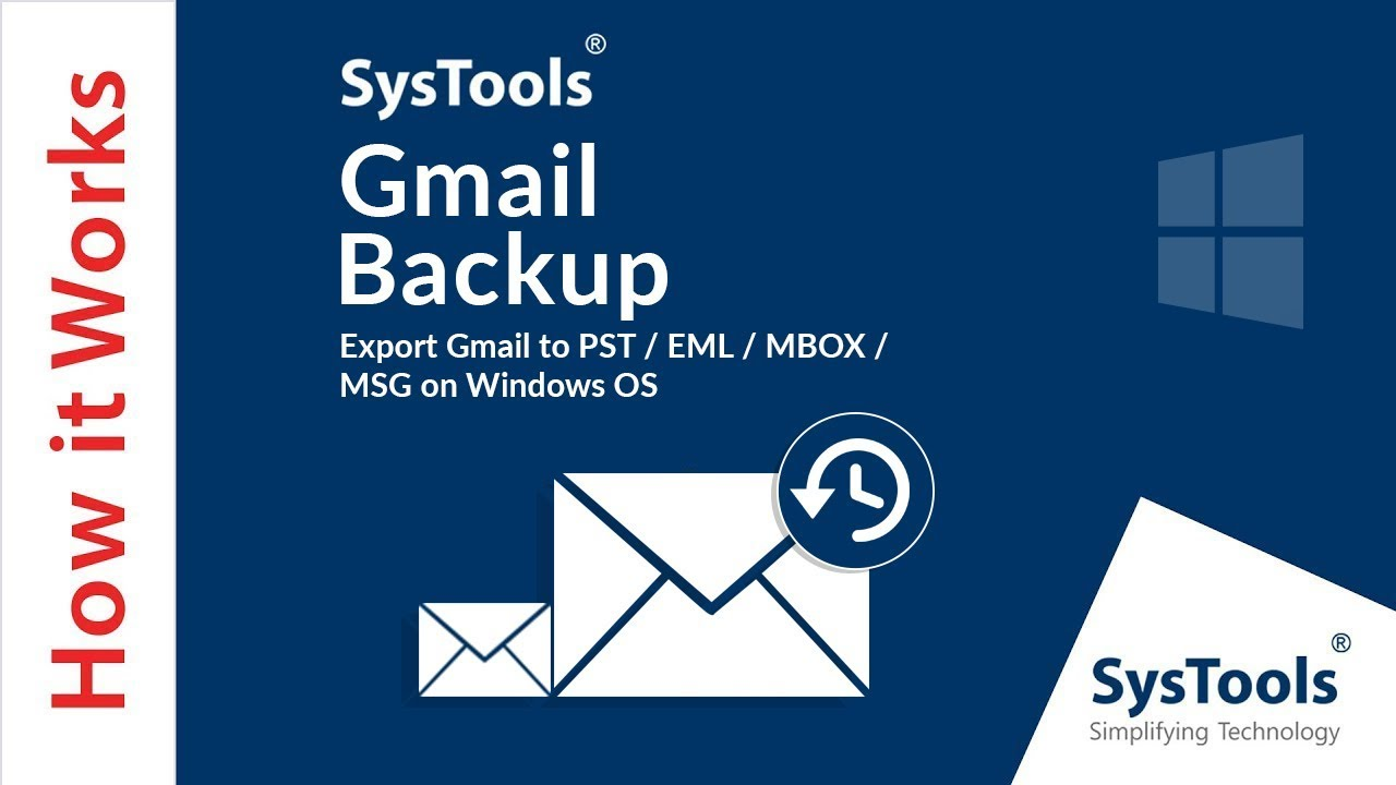 Gmail Backup Software for Mac & Win to Take Backup Gmail Account