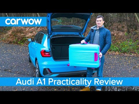 New Audi A1 Sportback Review | carwow