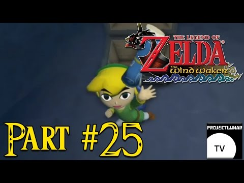 Let's Play The Wind Waker HD, Part 25 - Where My Charts At?