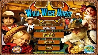 Wild West Quest: Gold Rush Gameplay | HD 720p