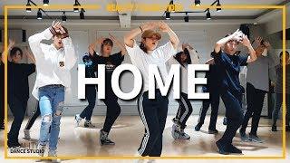 [EUN-KYUNG CLASS] 세븐틴 SEVENTEEN -'Home'홈 (Cover) K-pop cover class video :: pm 9:40