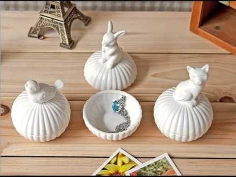 Ceramics Jewelry Box | Classic Picture Collection Of Rare Decorative & Beautiful Art