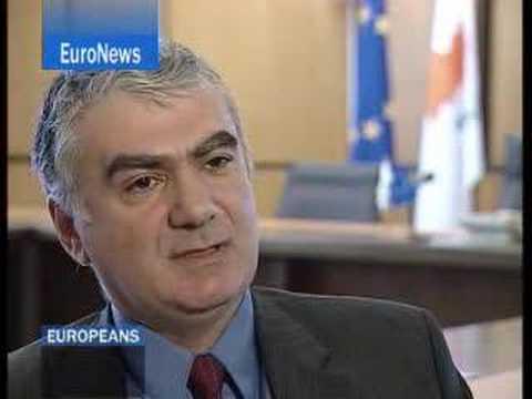 EuroNews - Europeans -  Cyprus prepares to embrace the Euro