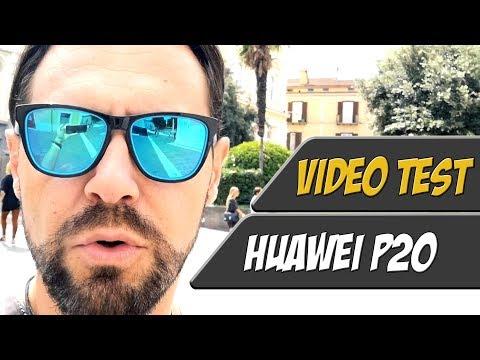 VIDEO TEST HUAWEI P20 MUSEO DEL SANNIO BENEVENTO
