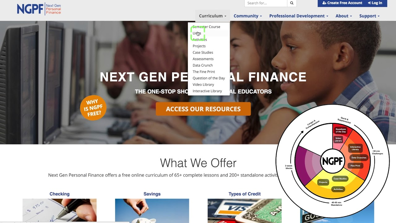 Next Gen Personal Finance: Home