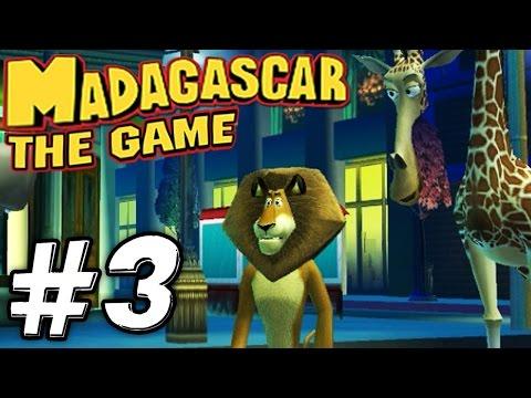 Прохождение игры Мадагаскар - Часть 3 - Центральный вокзал.