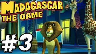 видео Madagascar прохождение игры